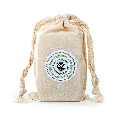 Kaia House Organics Certified Organic Shea Butter Soap